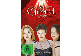 CHARMED 6.SEASON (MB) - (DVD)