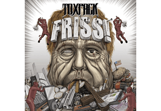 Toxpack - Friss! [CD]