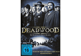 Deadwood - Staffel 3 [DVD]