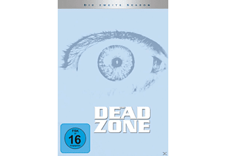 DEAD ZONE 2.SEASON (MB) - (DVD)