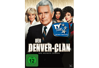 DER DENVER-CLAN 6.SEASON [DVD]