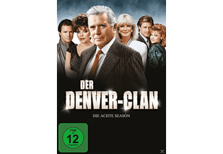 DENVER CLAN 8.SEASON (MB) [DVD]