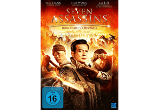 Seven Assassins - Iron Cloud´s Revenge [DVD]