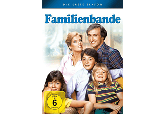 FAMILY TIES 1.SEASON (MB) - (DVD)
