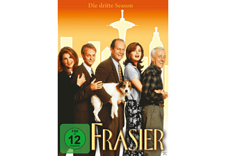 Frasier - Staffel 3 [DVD]