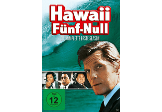 HAWAII 5-O (ORIGINAL) 1.SEASON (MB) - (DVD)