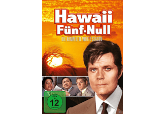 HAWAII 5-O (ORIGINAL) 4.SEASON (MB) [DVD]