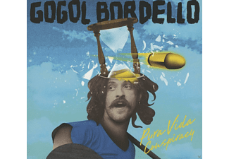 Gogol Bordello - Pura Vida Conspiracy - (CD)