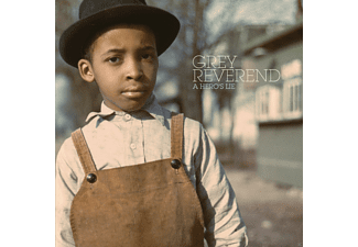 Grey Reverend - A Hero's Lie - (CD)