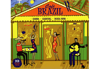 VARIOUS - Cafe Brazil [CD]