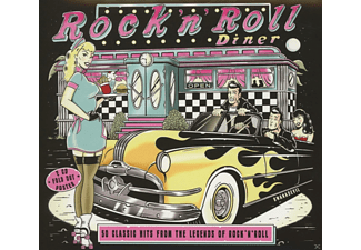 VARIOUS - Rock'n Roll Diner (2 Cd Box) - (CD)