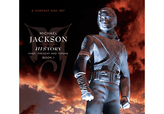 Michael Jackson - HISTORY-PAST,PRESENT AND FUTURE-BOOK I - (CD)