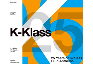 K-klass - 25 Years Of Club Anthems [CD]