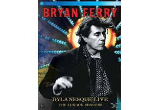 Bryan Ferry - Dylanesque Live - The London Sessions - (DVD)