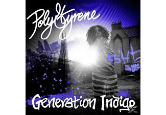 Poly Styrene - Generation Indigo - (CD)