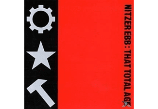 Nitzer Ebb - That Total Age [CD]