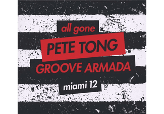 VARIOUS - Pete Tong & Groove Armada: All Gone Miami 12 - (CD)