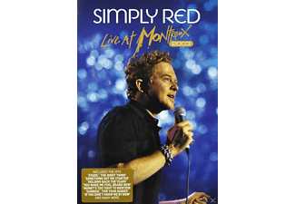 Simply Red - Live at Montreux 2003 (DVD)