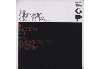 The Cinematic Orchestra - In Motion Part 1 [CD]