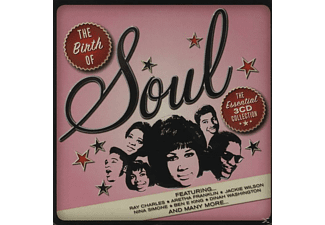 VARIOUS - The Birth Of Soul (Lim.Metalbox Edition) [CD]