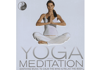 VARIOUS - Yoga And Meditation (Lim.Metalbox Edition) - (CD)
