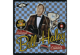 Bill Haley - Keep On Rocking (Lim. Metalbox Edition) [CD]