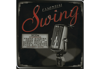 VARIOUS - Essential Swing (Lim.Metalbox Edition) (3 Cd Box) - (CD)
