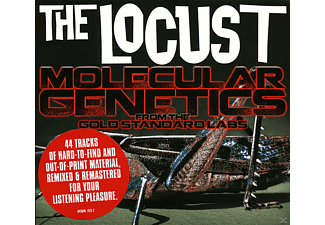 Locust - Molecular Genetics From The Gold Standard Labs [CD]