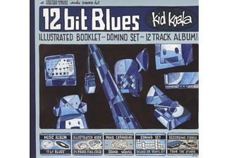 Kid Koala - 12 Bit Blues (Standard Cd) - (CD)