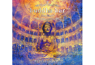 VARIOUS - Buddha-Bar Classical-Zenfonia - (CD)