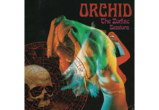 The Orchid - The Zodiac Sessions - (CD)