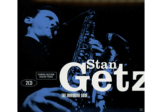 Stan Getz, Charlie Byrd, Lou Levy - The Immortal Soul - Essential Collection [CD]