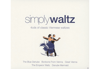 Slovak Philharmonic Orchestra Kosice, Orchester Der Wiener Volksoper - Simply Waltz - (CD)