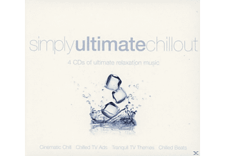 VARIOUS - Simply Ultimate Chillout [CD]