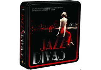 VARIOUS - Jazz Divas (Limited Metalbox Edition) - (CD)