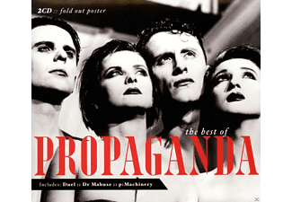 Propaganda - Best Of - (CD)