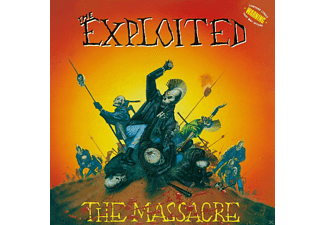 The Exploited - Massacre (Special Edition), The [CD]