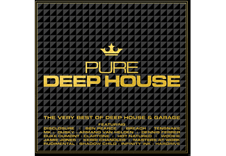 VARIOUS - Pure Deep House [CD]