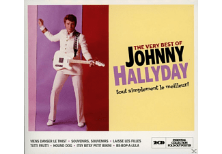 Johnny Hallyday - Very Best Of [CD]