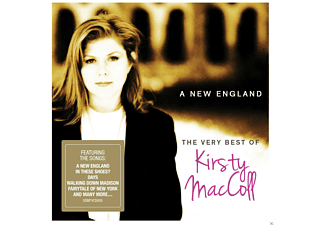 Kirsty MacColl - A New England - The Very Best Of - (CD)