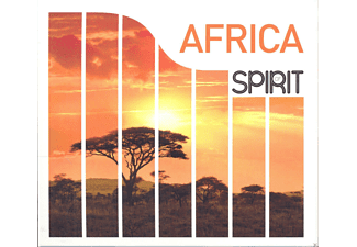 VARIOUS - Spirit Of Africa - (CD)