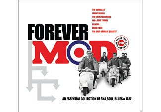 VARIOUS - Forever Mod - Essential Collection - (CD)