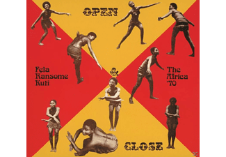 Fela Kuti - Open & Close / Afrodisiac (2 Albums Remastered) [CD]