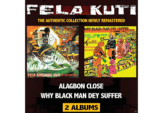 Fela Kuti - Alagbon Close/Why Black Man Dey Suffer - (CD)