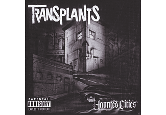 Transplants - Haunted Cities - (CD)