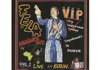 Fela Kuti - Vip / Authority Stealing (Remastered) [CD]