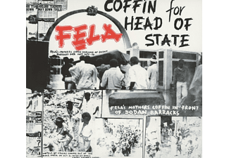 Fela Kuti - Coffin For Head Of State / Unknown Soldier - (CD)