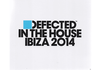 VARIOUS - Defected In The House Ibiza 2014 - (CD)