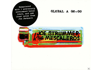 Joe Strummer, The Mescaleros - Global A Go-Go (+Bonus) - (CD)