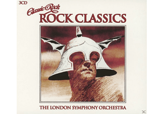 London Symphony Orchestra - Rock Classics [CD]